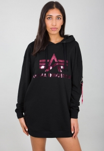 Alpha Industries Tunika Big A Hoody